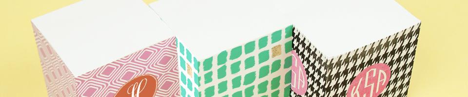 Note Cubes