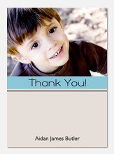 Mr. Film Star -  Photo Thank You Cards
