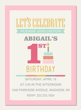 Birthday Party Invitations More