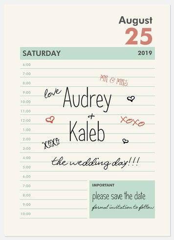 Calendar Date