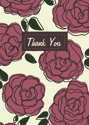 Thank You Cards , Bloom Time Design