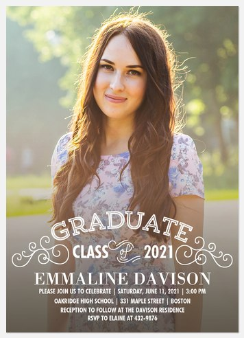 Perfect Pic Graduation Cards