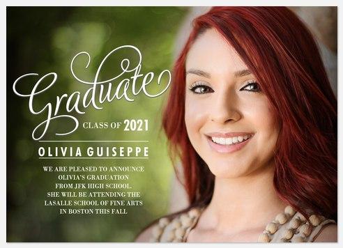 Flourish Graduate Graduation Cards