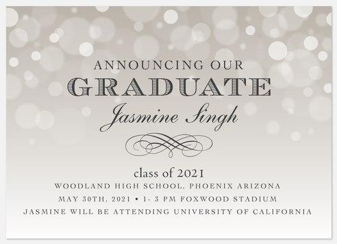 Celebration Toast Graduation Cards