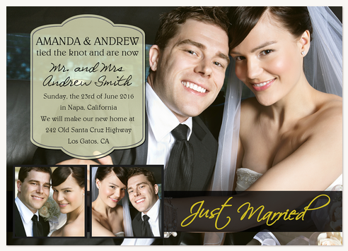 Newlywed Label