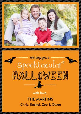 Halloween Cards, Batty Bats Design