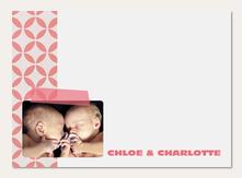 Tile Stamp Pink