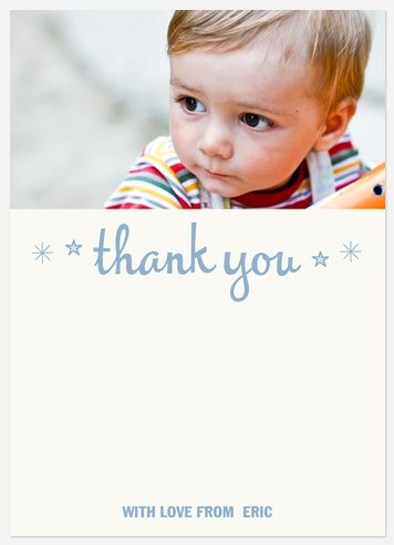 Mister Darling Thank You Cards