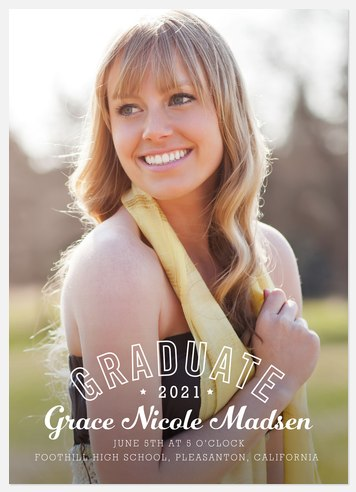 Perfect Moment Graduation Cards
