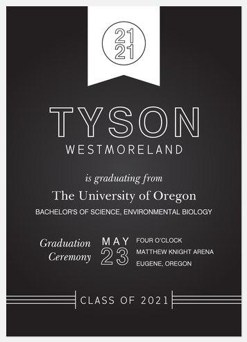 Momentous Occasion Graduation Cards