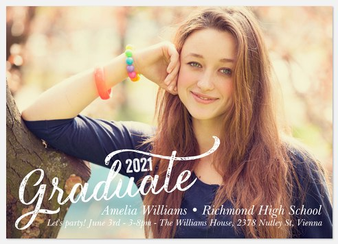 Vintage Graduate Graduation Cards