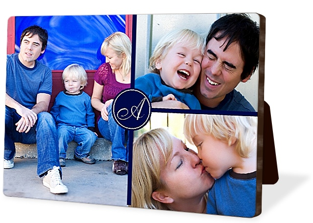 Initially Yours Photo Easel Panels