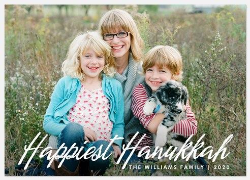 Hanukkah Sketch Hanukkah Photo Cards