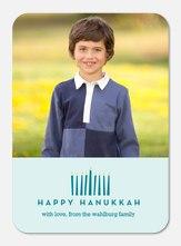 Hanukkah cards - Hanukkah Lights