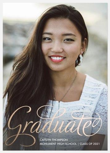Classic Graduate Graduation Cards