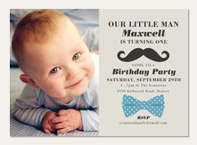 First Birthday Invitations Simply to Impress