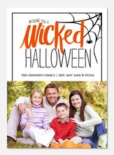 Wicked Web -  halloween cards