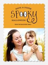 Super Spooky -  halloween cards