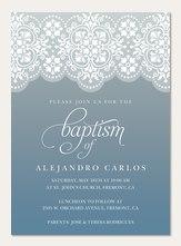 baptism invitations christening invitations simply to impress