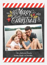 photo Christmas cards - Sweet Folk