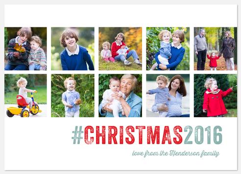 Hashtag Christmas 2016