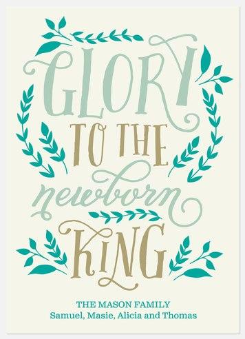 Glorious King