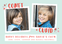Comet & Cupid