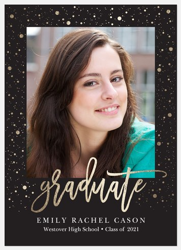 Graduation Confetti Graduation Cards