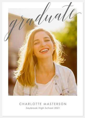 Happy-Go-Lucky Graduation Cards