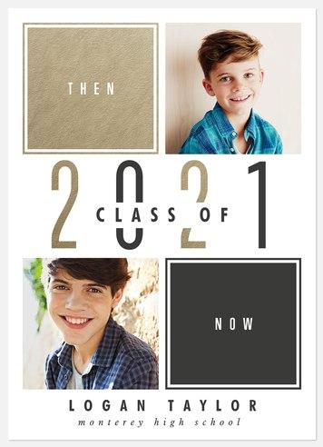 Bold & Modern Graduation Cards