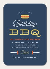 Adult birthday invitations simply to impress grilled perfection filmwisefo