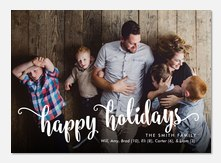 holiday cards - Charming Merriment