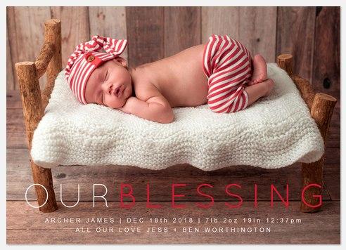 Little Blessing