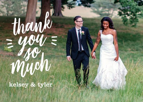 Thank You Cards , Much Gratitude Design
