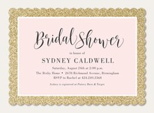 Bridal Shower Invitations Simply To Impress