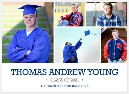 Esteemed Graduate Graduation Cards