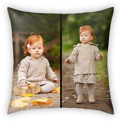 Coupled Custom Pillows