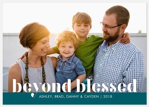 Beyond Blessed