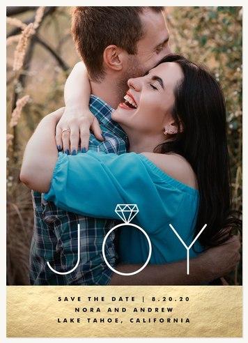 Joy Rings Christmas Cards