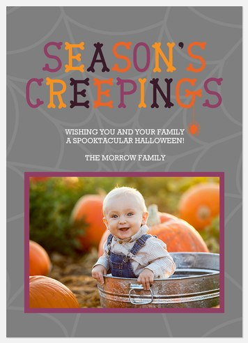 Season's Creepings