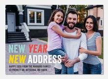 New Year New Address