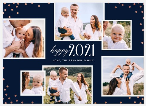 Dots & Snaps Holiday Photo Cards