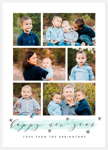 Happy Gallery Holiday Photo Cards