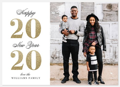 A Bold New Year