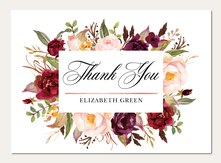 Baby Shower Thank You Cards Simply To Impress