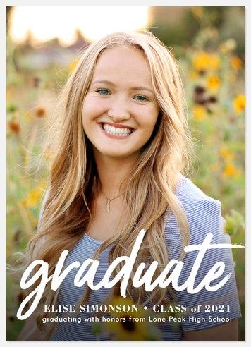 Accomplished Graduation Cards