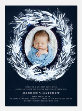 Photo Baptism Invitations Photoaffections