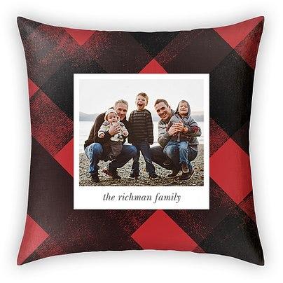 Buffalo Check Custom Pillows