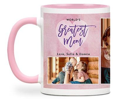 A Mother's Heart Custom Mugs