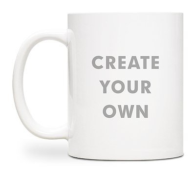 Create Your Own Custom Mugs